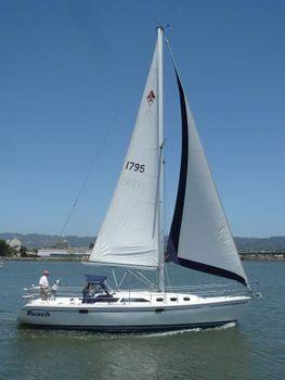 2007 Catalina 34 MkII