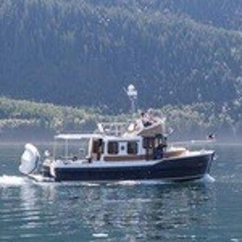 2018 Ranger Tugs 31 2108 Ranger 31