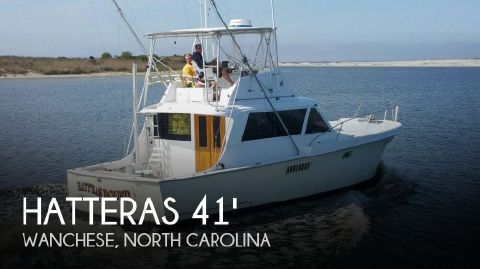 1968 Hatteras 41 Sportfish