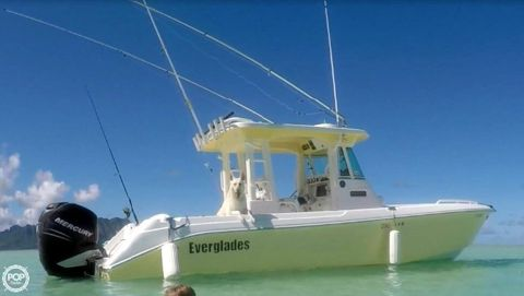 2005 Everglades 290 Pilot 2005 Everglades 290 Pilot for sale in Kaneohe Bay, HI