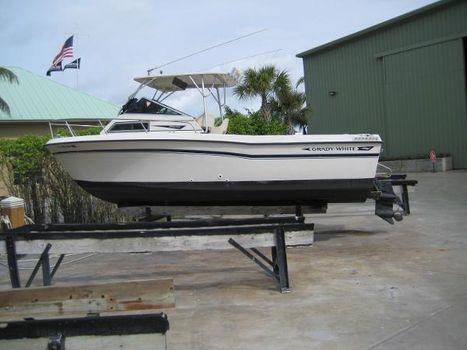 1988 Grady-White 24 Offshore