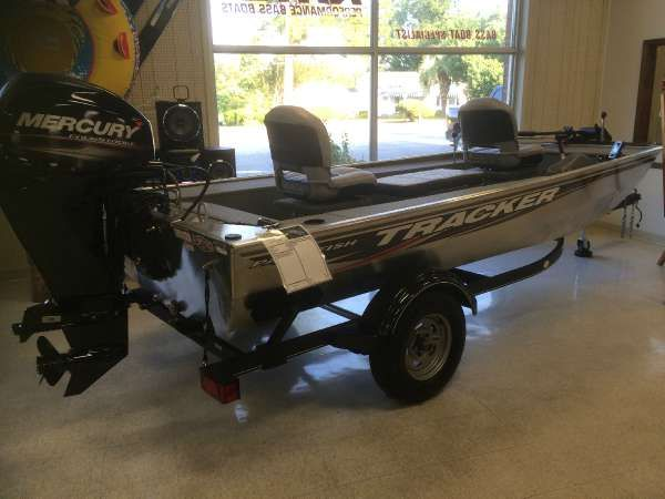 Tracker panfish   New and Used Boats for Sale