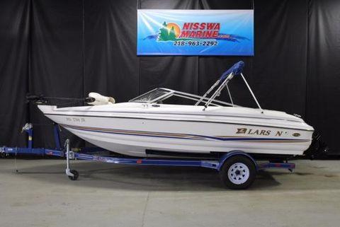 2003 Larson 190 LXI Fish & Ski