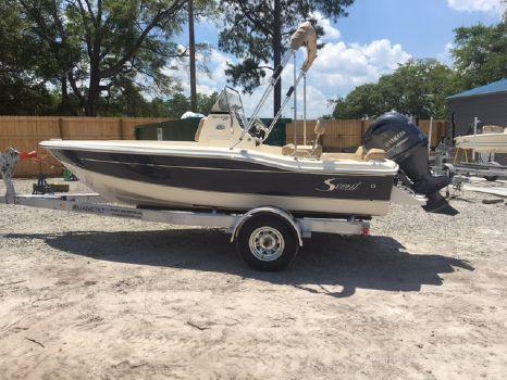 2017 Scout Boat Company 175 Sportfish