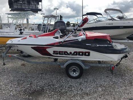 2008 Sea-Doo 150 Speedster