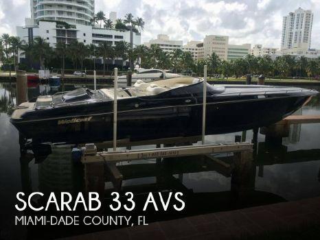 2001 Scarab 33 AVS 2001 Scarab 33 AVS for sale in Miami, FL