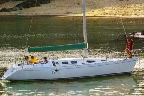 1992 Beneteau First 38.5