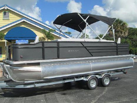 2018 Crest Pontoon Boats I 220 Fish C4