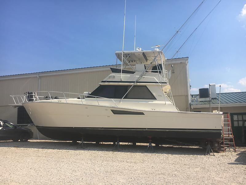 1990 Viking Convertible 45 Viking 1990 Profile