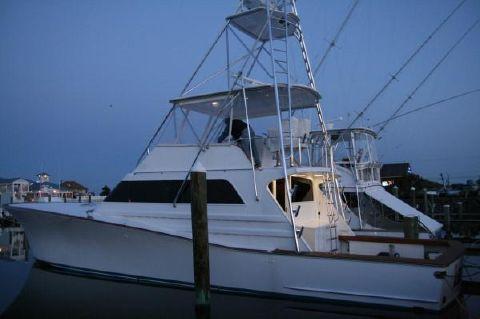 1988 Monterey Custom Sportfish