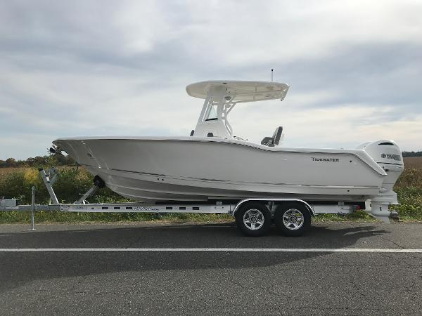 2019 Tidewater 252 CC Adventure