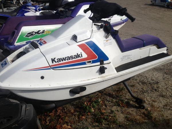 1987 Kawasaki X2 JF650A -Stock