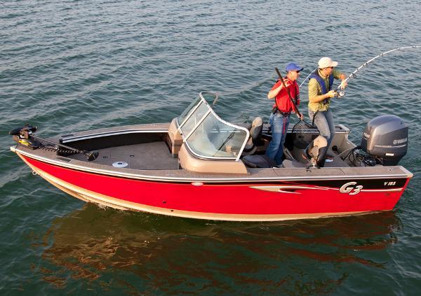 2014 G3 Boats Angler V185 F Manufacturer Provided Image