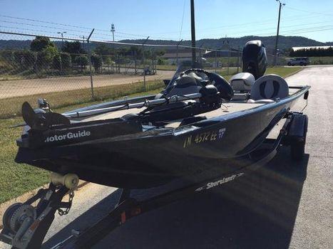 2013 Smoker-craft Bass Boat 171 Bass