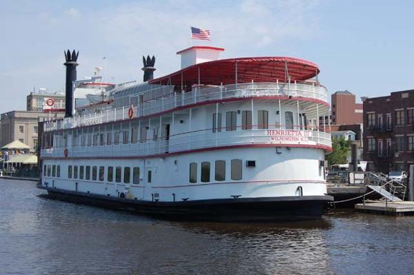 1985 Serodina Dinner Boat