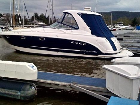 2009 Chaparral 350 Signature Profile