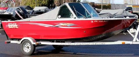 2011 River Hawk 160LH