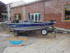 2016 Smoker Craft Pro Angler 171 XL