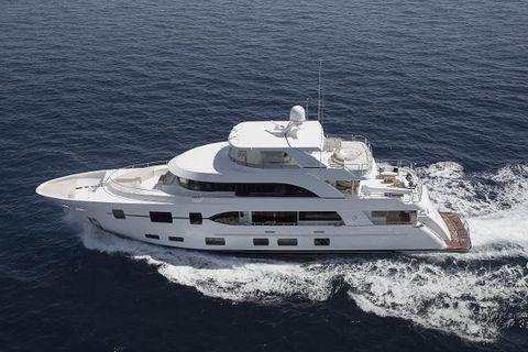 2017 Ocean Alexander 120 Megayacht