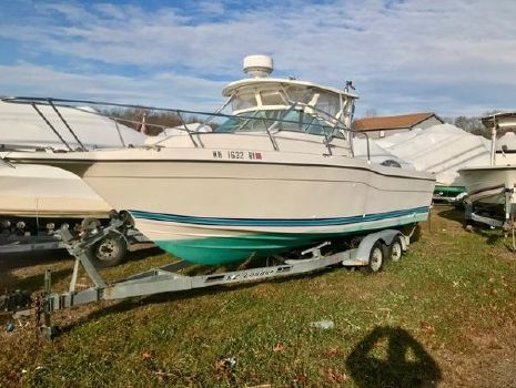 1995 SEASWIRL 2350 Walkaround