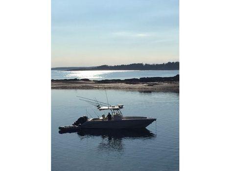 2007 Boston Whaler 320 Outrage