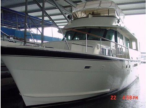 1986 Hatteras 58 Motoryacht