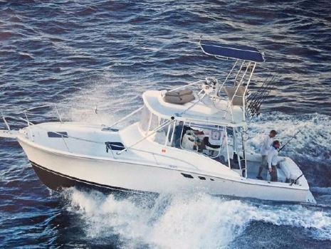 1995 Luhrs Tournament 32 Luhrs