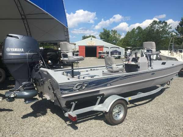2017 G3 Boats 1860 CCJ DLX