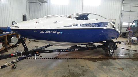 2007 Sea-Doo Speedster 200