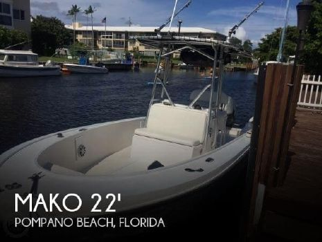 1985 Mako 22 Open Fish/Center Console 1985 Mako 22 Open Fish/Center Console for sale in Pompano Beach, FL