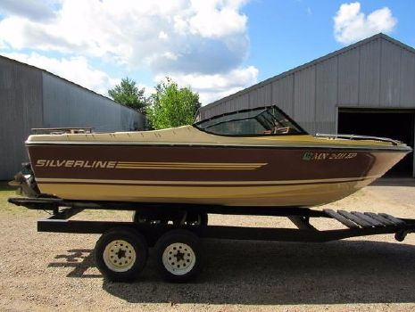 1979 Silverline Nantucket 17VBR