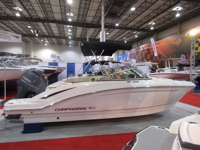 2016 Chaparral 210 Suncoast