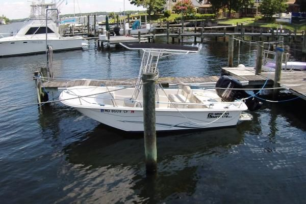 Carolina skiff new and used boats for sale in maryland for Used fishing boats for sale in md