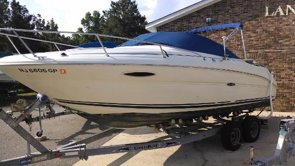 2003 sea ray 225 24 foot 2003 sea ray motor boat in for Used boat motors for sale in sc