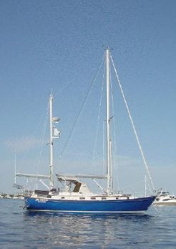 1984 Pearson 422 Aft Cabin Ketch