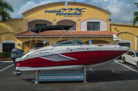 2016 Hurricane SUNDECK SD 2400 OB