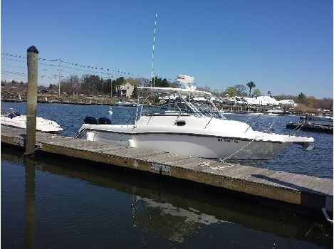 2011 Boston Whaler 285 Conquest