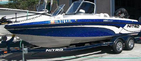 2011 Tracker 290 Nitro