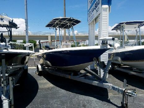 2014 CAROLINA SKIFF SEA SKIFF