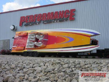 2013 Skater 46 Custom Race Boat
