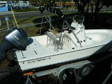 2015 COBIA BOATS 21 Bay