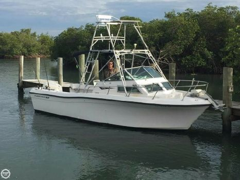 1987 Grady-White 24 Offshore