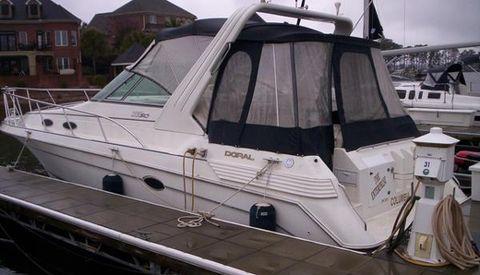 1999 Doral 350 Sc Profile
