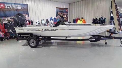 2015 SeaArk Stealth 190
