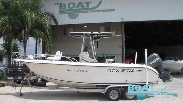 1999 Sea Fox 230 C/C