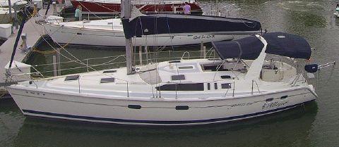 1996 Hunter 430