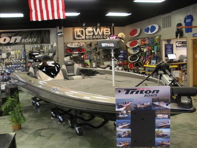 2014 Triton Bass Boats 21 TRX