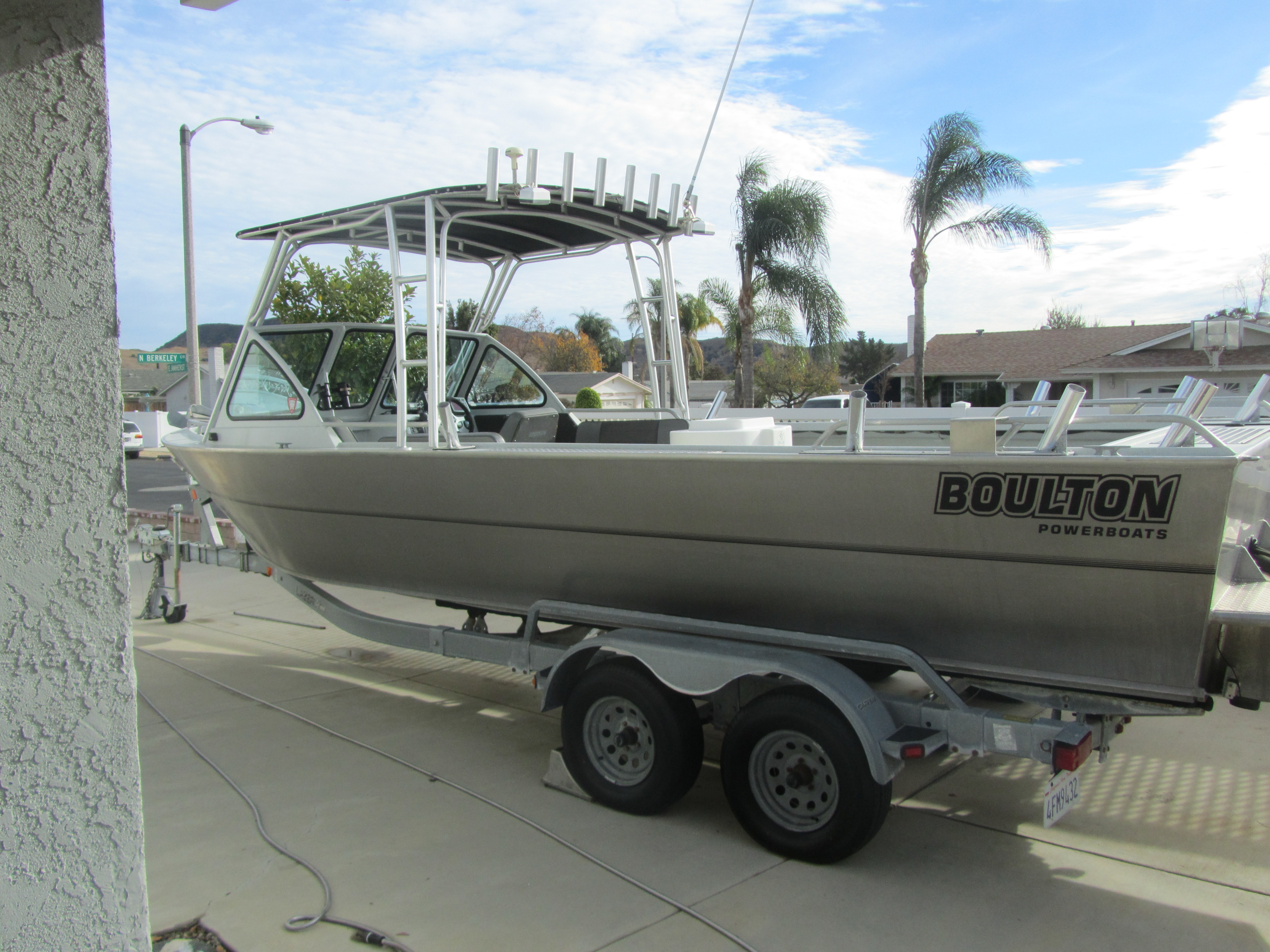 Aluminum Fishing Boats For Sale >> Check Out This 2005 Boulton Aluminum Fishing Boat On Boattrader Com