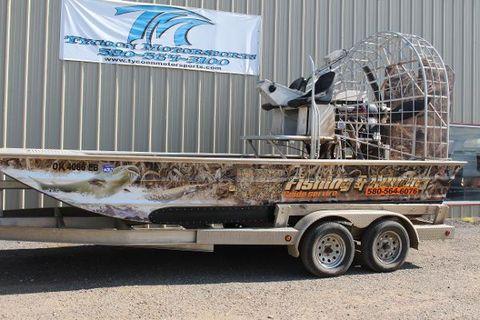 2013 Redneck Airboat