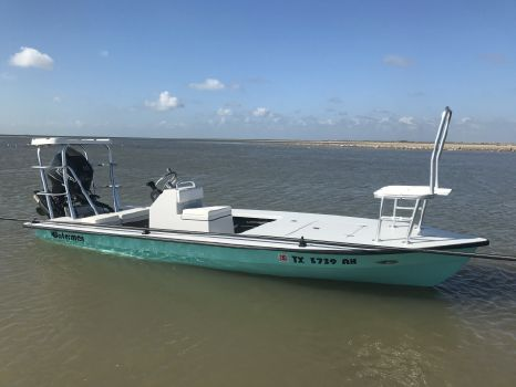 2007 Hell's Bay Boatworks Waterman